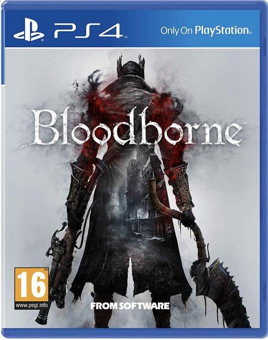PS4-Bloodborne