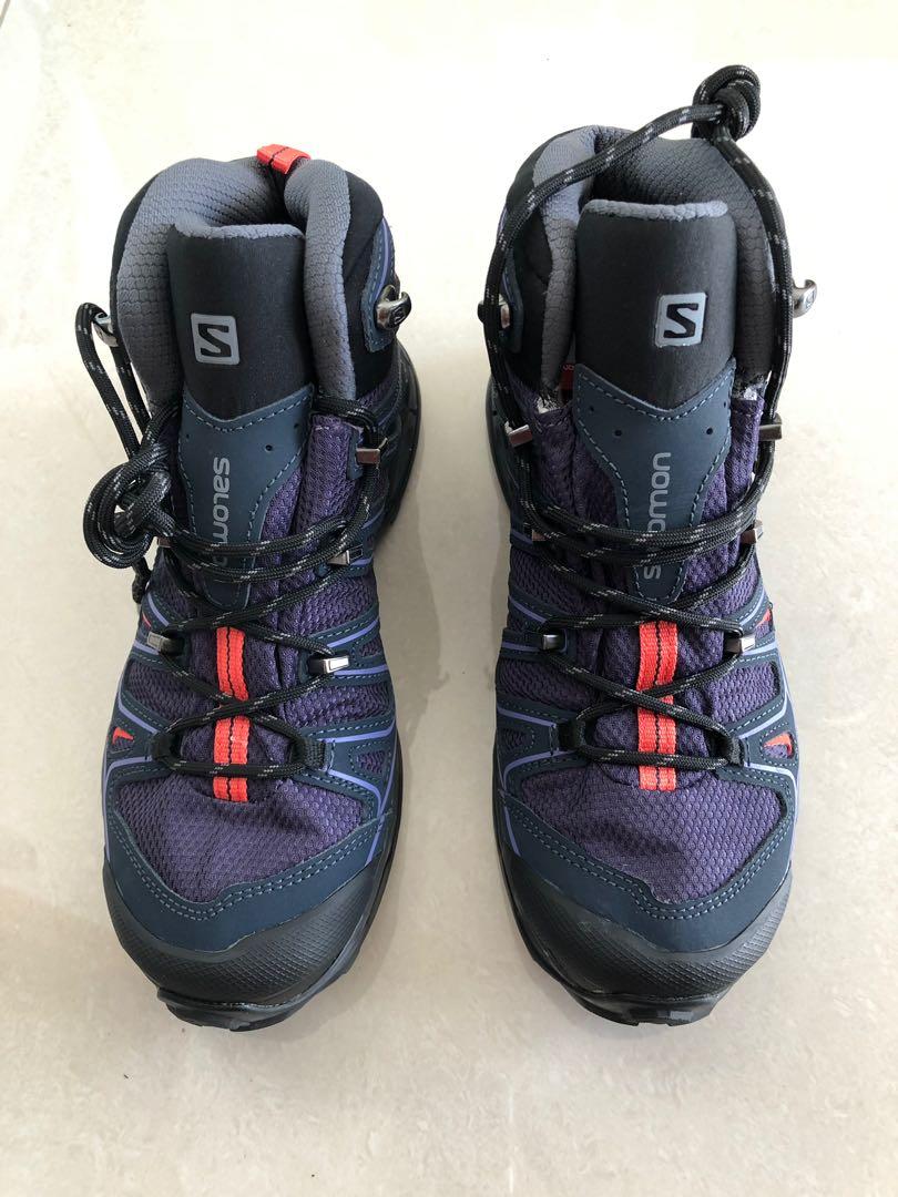 reputable site fc876 9b803 Salomon women's hiking boots - X Ultra 2 Mid GTX
