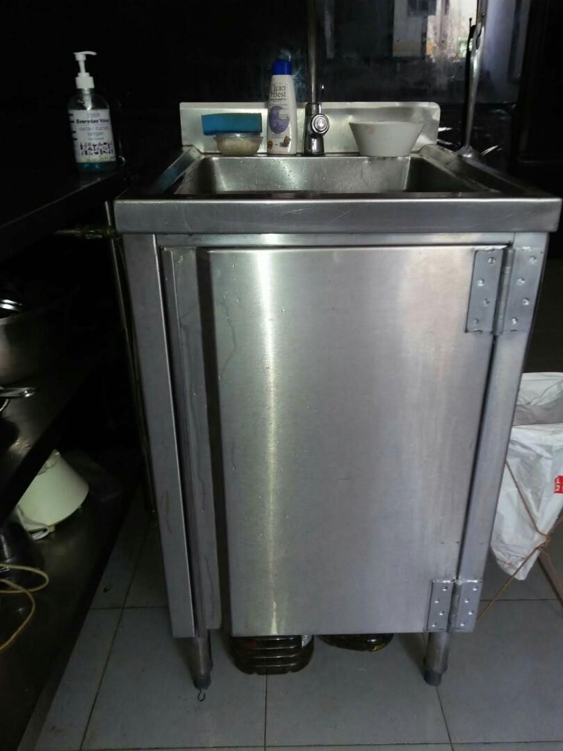 The F B Commercial Kitchen Sink Plumbing System