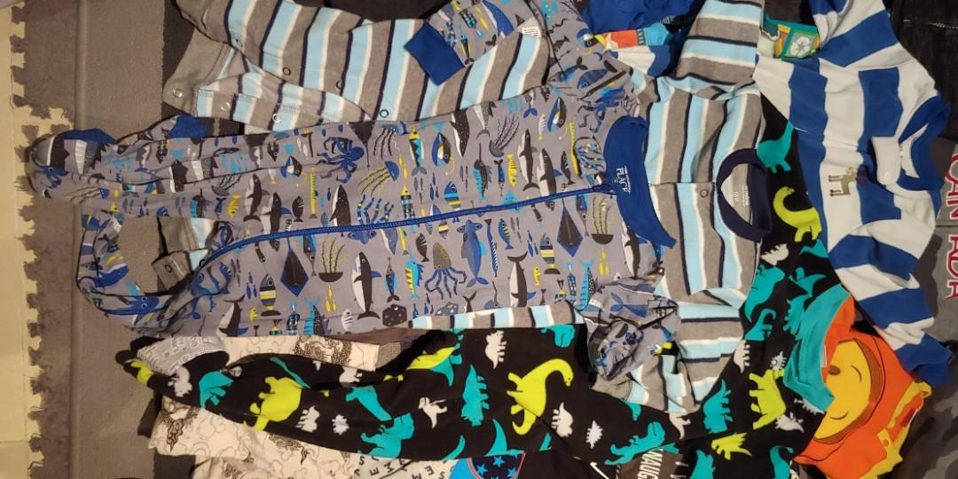 Various brands baby/toddler boy clothing (18 months to 3 years)