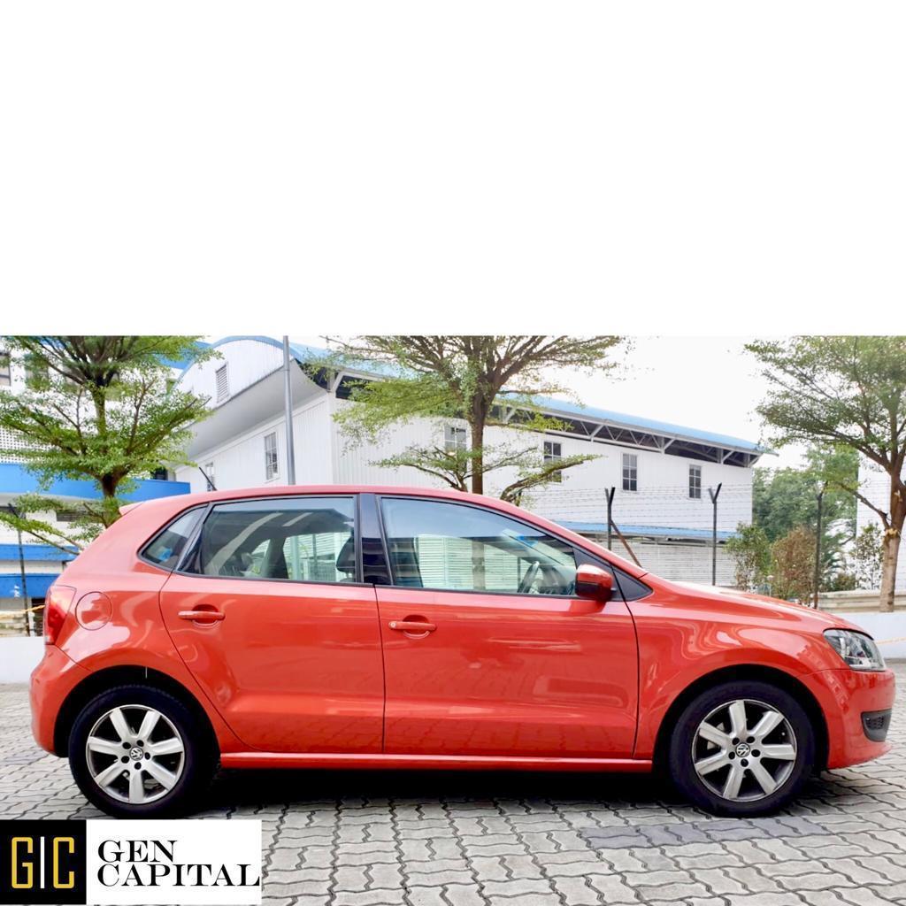 Volkswagen POLO 1.4A Fuel Efficient & Best Deal In The Market!!!