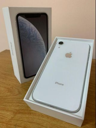 iPhone XR 64gb Complete and Smooth Rush
