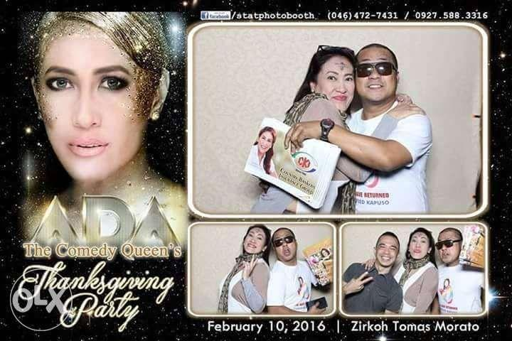 High Quality PHOTOBOOTH for 3 Hours Unlimited Shots Photo booth