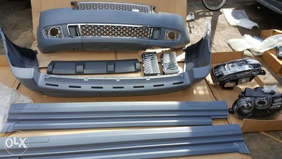 Range Rover Full Size Autobiography look Bnew Bodykit Whole Set Onhand