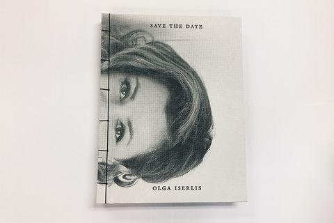 Save the Date - Olga Iserlis (Limited Edition 1500 copies)