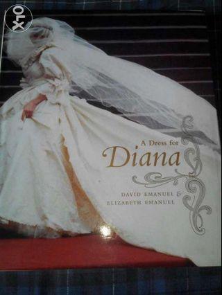 3 Princess Diana Collectible Hardbound Books