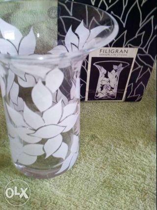 New Danish Filigran Vase Rosendahl Den