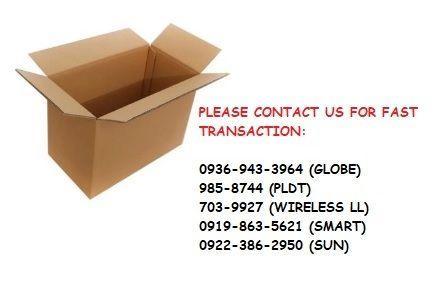 balikbayan box | Electronics | Carousell Philippines