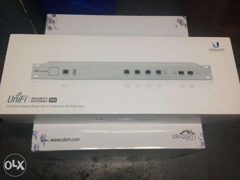 Ubiquiti Unifi Security Gateway PRO 4 on Carousell
