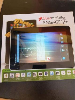 Bundle starmobile tab with phone all bnew