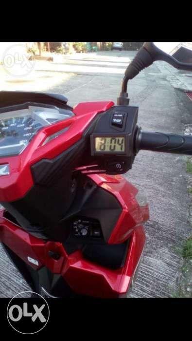 Car Motorcycle Bicycle Digital Clock