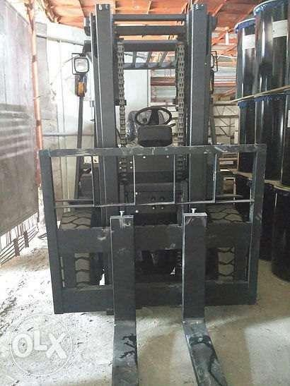 Forklift 5T 3m height with after service