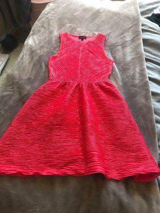 Formal dress size 4 top shop