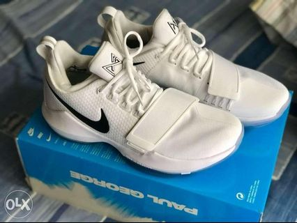 b0f45b0e6c8f Nike Paul George PG PG1 basketball shoes original brand new size 9 usa