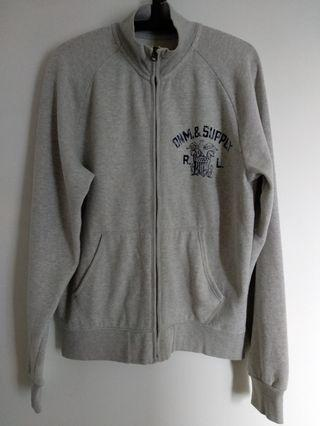 Ralph Lauren Denim Supply High Neck Zip-up Jacket