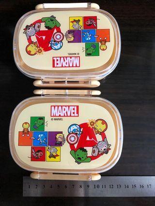 Marvel 零食盒