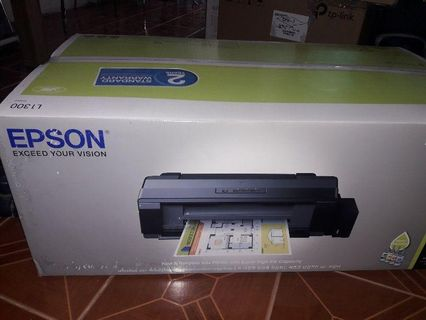 epson l1300 | Electronics | Carousell Philippines