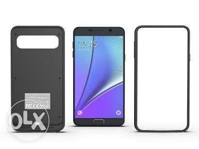 sale retailer b365d 3edef POWERBEAR Note 5 5000mAh Extended Battery Case Samsung Galaxy ZQ9M ...