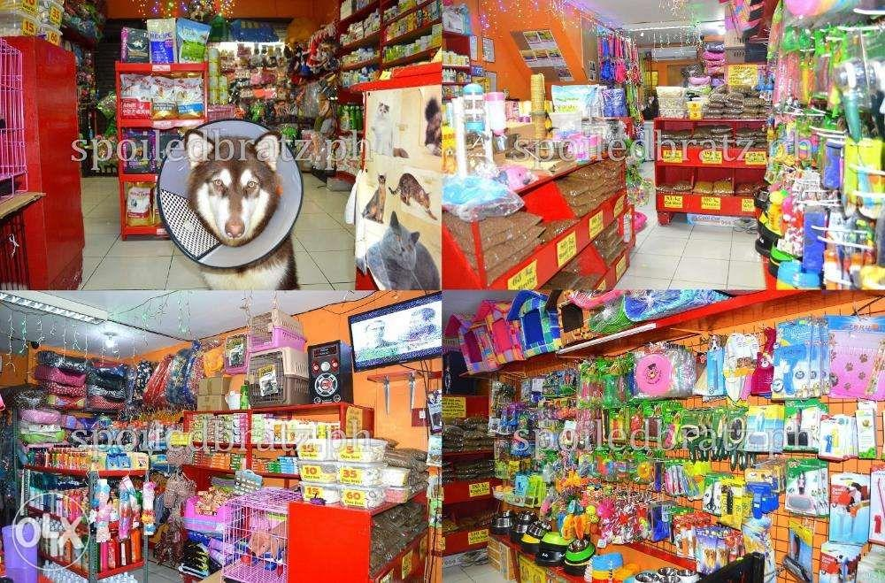 Pet Supplies Dog Food Pet Accessories everything your pets need