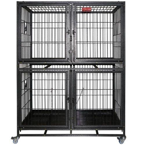 Quality Collapsible Pet Crate or Dog Cage 6 sizes LOWEST PRICE