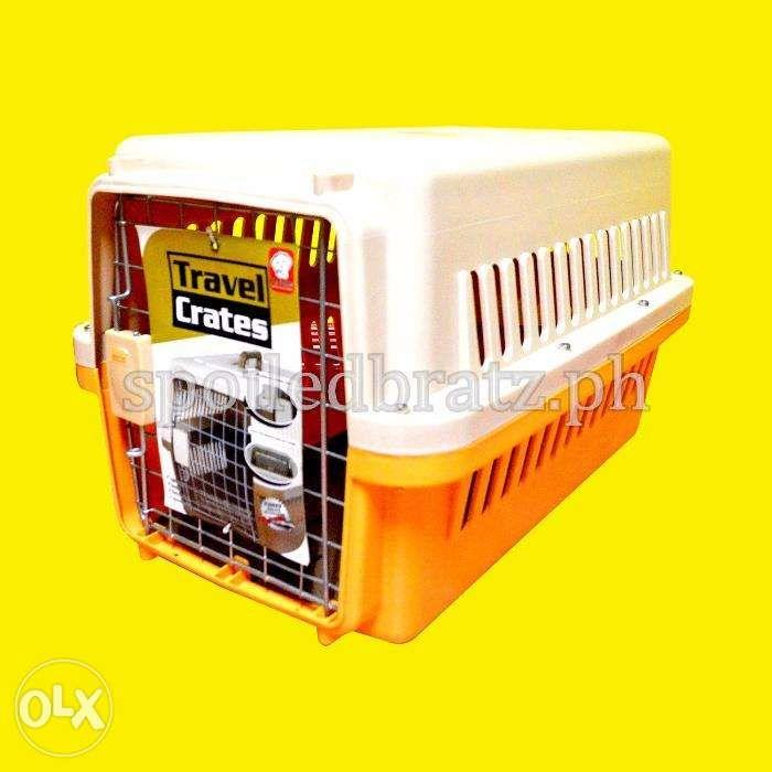 Airline Approved Travel Crate Dog Carrier Cat Carrier for Pets