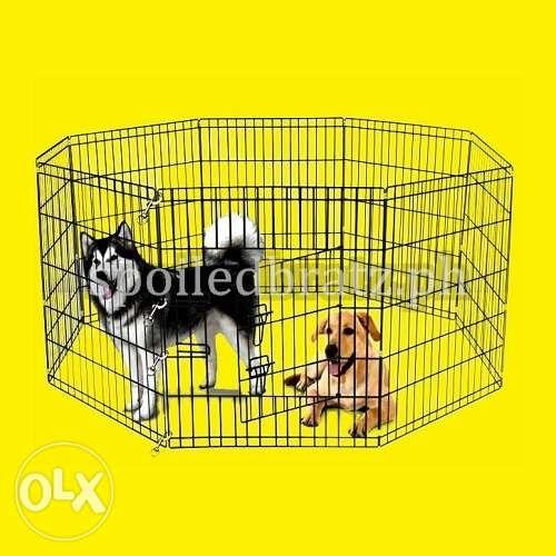 8 Panel Playpen or Cat Dog Fence 6 sizes LOWEST PRICE