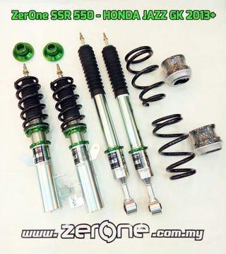 ZerOne SSR550 adjustable for Honda GK