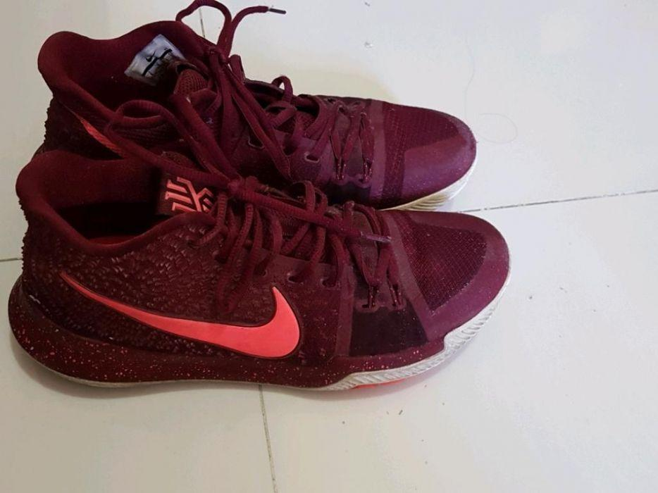 newest d5453 c94b1 KYRIE 3 Maroon on Carousell