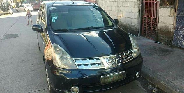 Nissan Grang Livina 2012