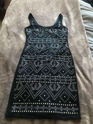 Slim fit dress xxs