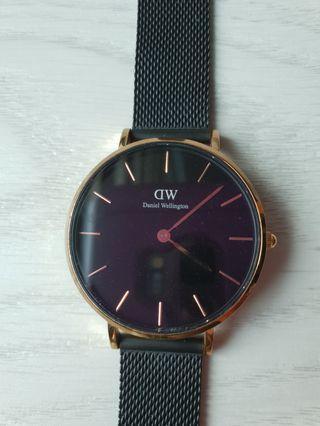 Authentic Daniel Wellington Classic Petite Ashfield Watch (Ladies)