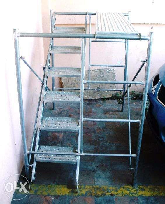 Scaffolding h frame Ladder Pipe Catwalk Clamp U head Base