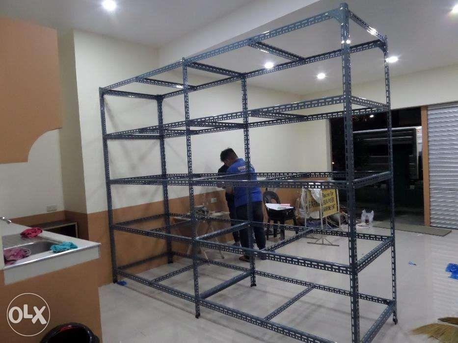 Slotted Angle Bar Steel Rack, Home & Furniture, Furniture