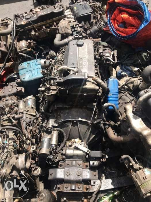 Isuzu 4HF1 Engine with transmission, Special Vehicles, Heavy