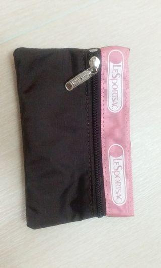 【包郵】LeSportsac Coin Bag Mini Card Wallet 散子包 咭片袋