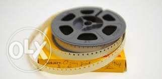 8mm Super 8mm film reels Analog to Digital Video Conversion