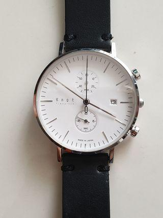 Knot Watch CC-39SVWH (Made in Japan)