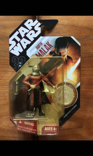 🚚 Star Wars Hasbro 3.75 inch Darth Malak