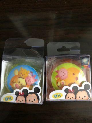 Disney Tsum Tsum YoYo Flashing toy 發光搖搖