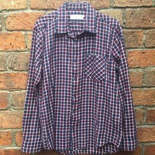 OFFF CO Flannel Shirt