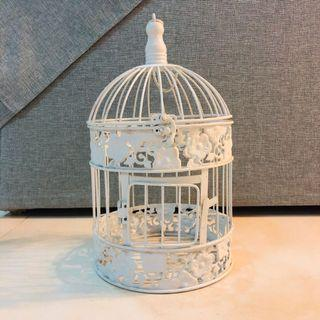 Designer Birdcage (Suitable for home or table deco)