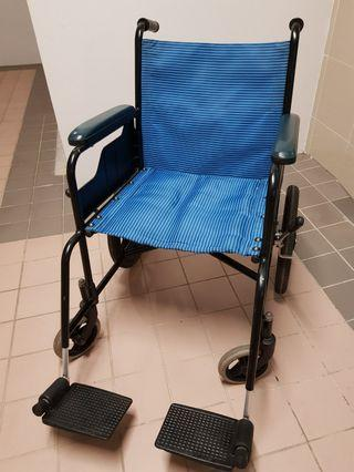 🚚 Branded Lightweight Wheelchair (10.7 kg only)