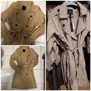 Cotton On Hannah Soft Trench Coat