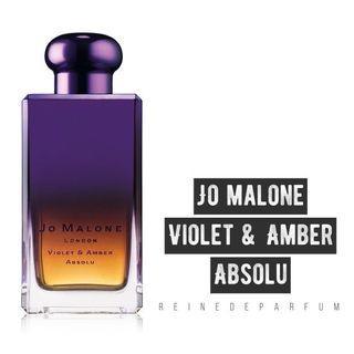Jo Malone Violet & Amber Absolu