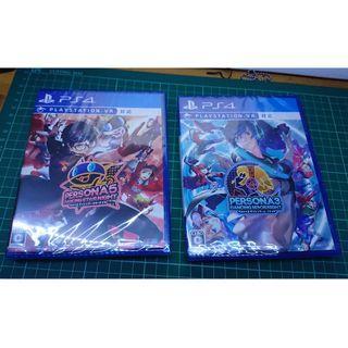 女神異聞錄 5 星夜熱舞 女神異聞錄3 月夜熱舞 P5D Persona 5 Dance P3D Persona 3 Dance 日文