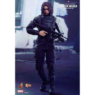 "Hot Toys ""Captain America: The Winter Soldier"" Winter Soldier"
