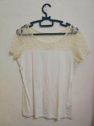 Padini lace top - FREE w purchase