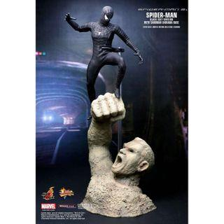 "Hot Toys ""Spider-Man 3"" Spider-Man (Black Suit Version)"