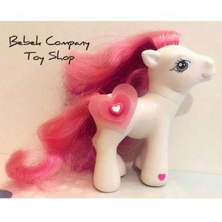 立體愛心💗 2006 Hasbro My Little Pony MLP G3 古董玩具 我的彩虹小馬 第三代 絕版玩具