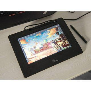 "[BEST AND CHEAPEST IN MARKET] Parblo Coast10 10.1"" Digital Pen Tablet Display Drawing Monitor 10.1 Inch with Cordless and Battery-Free Pen+ 4ports USB3.0 Hub+ Glove"